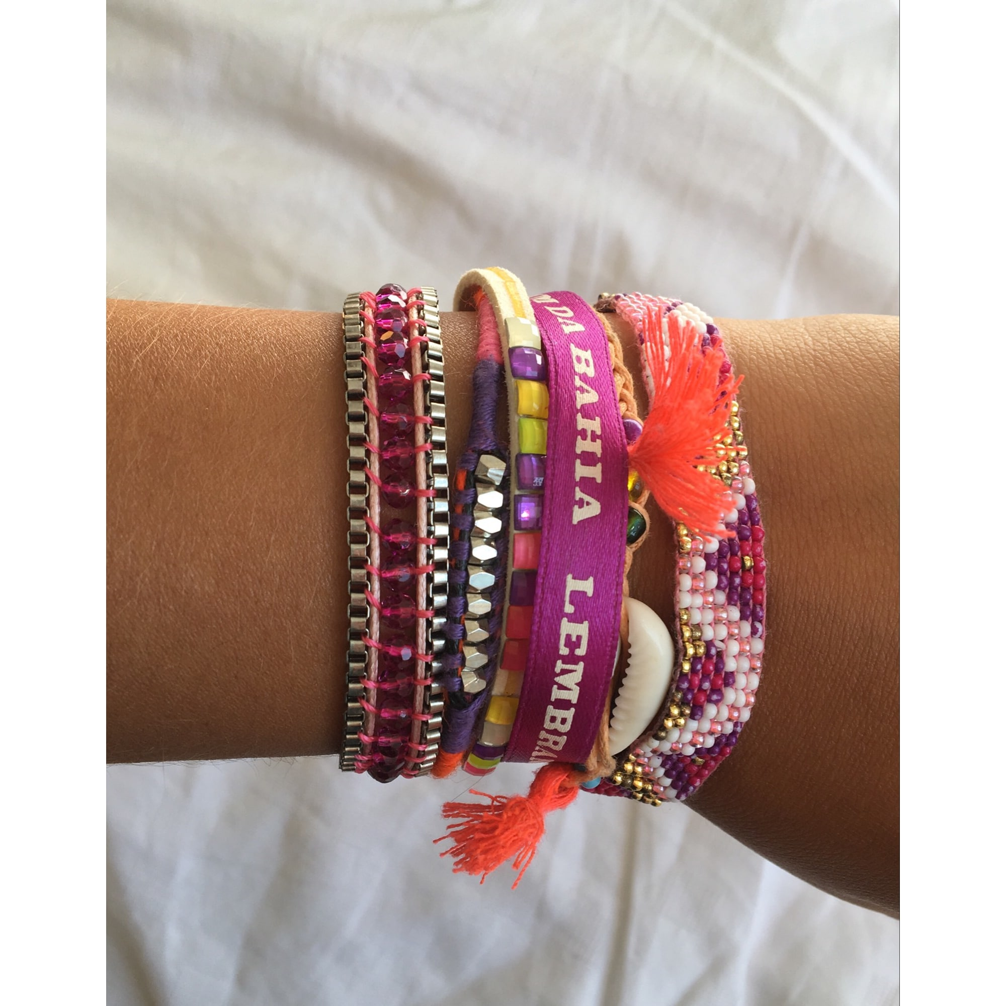 bracelet hipanema diy